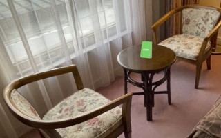 客室テーブル上(全51部屋)